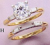 To order any wedding band or engagement ring call 201-659-0802
